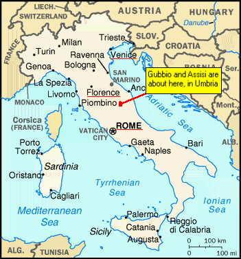 Italy And Turkey