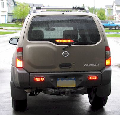 LED tail-lights...in bumper - Xterra Owners Club